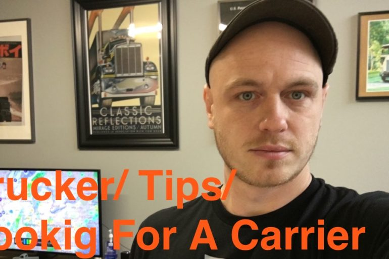Trucker Tips on getting hired
